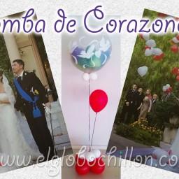 Bomba Corazones